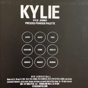 Kylie Cosmetics Makeup - KYLIE COSMETICS The Bronze Palette Kyshadow